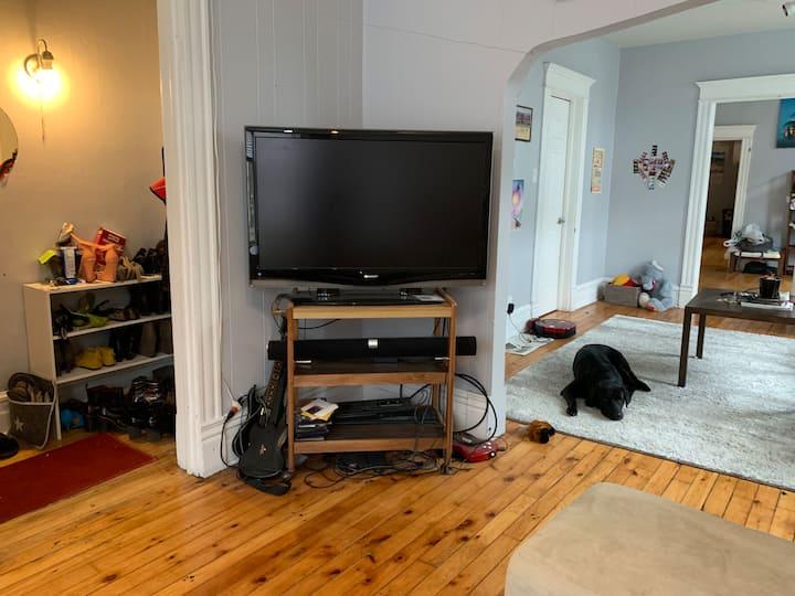 Private single room near loop