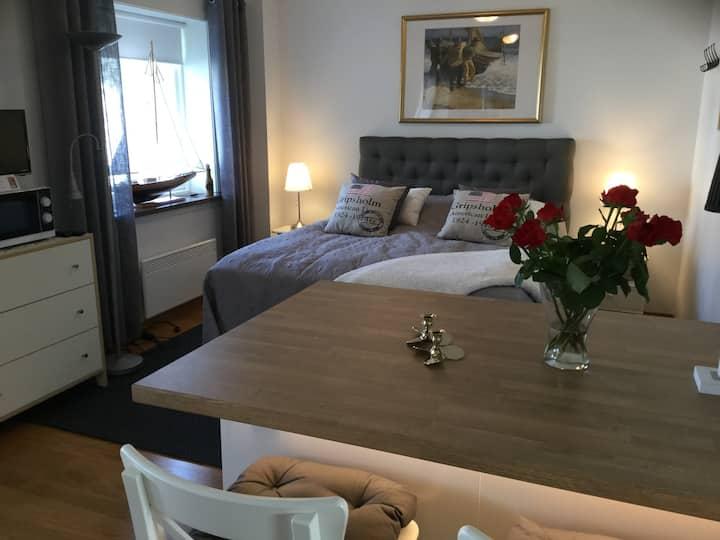 Lägenhet/Studio i Grebbestad med närhet till allt