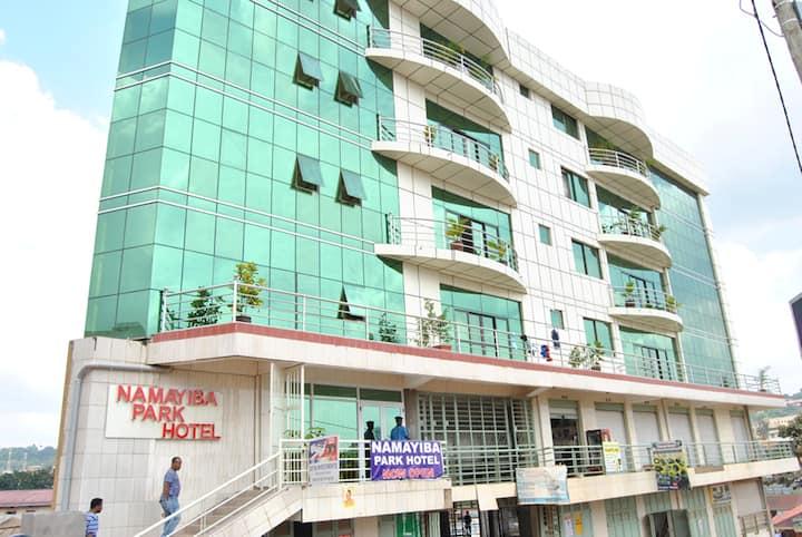 Namayiba Park Hotel close to Bus Terminal