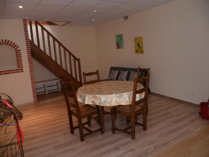 appartement cintegabelle