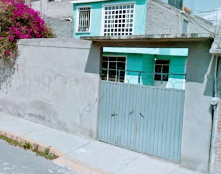 La casa de la bugambilia