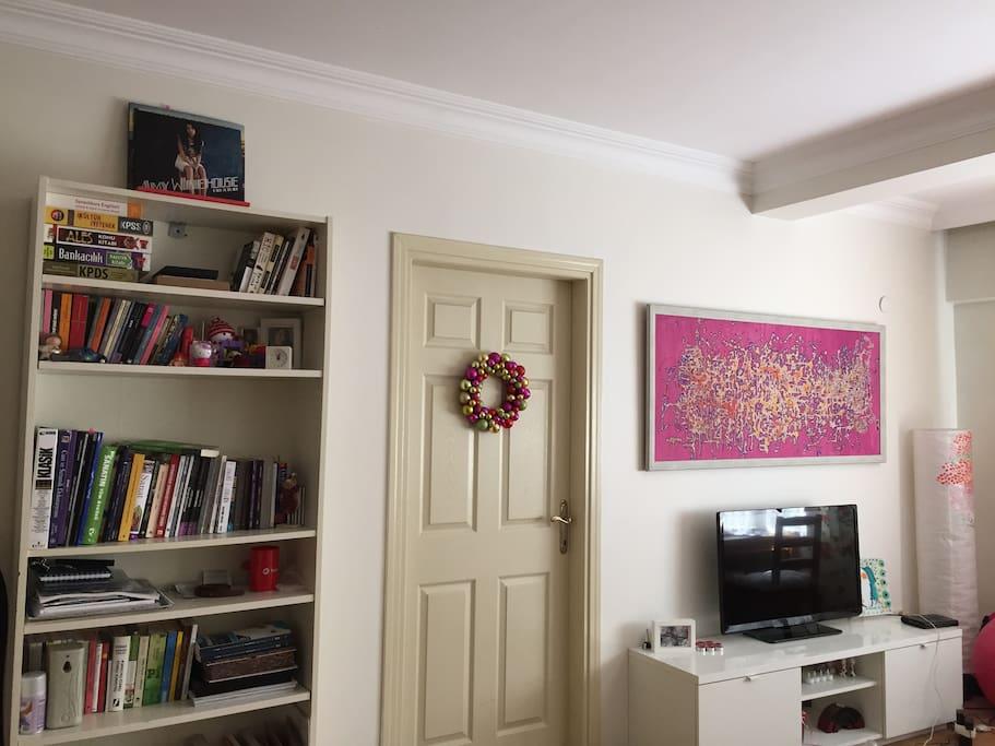 Private Single Room in Bostanci