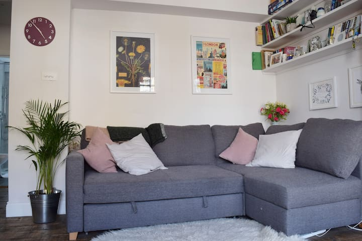 Cosy 1 Bed Apartment in Kennington