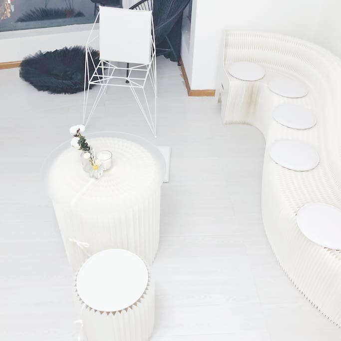 超简单,设计感的客厅