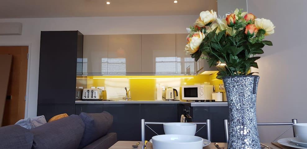 Entire Modern Apartment in Chelmsford