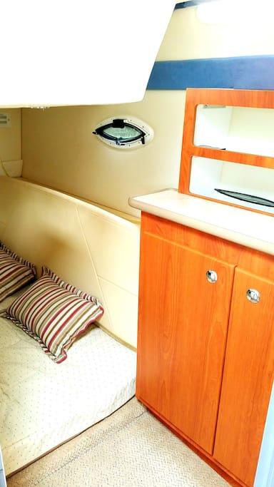 Private room with Door & Storage