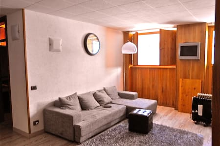 Large Double Apartment in Cervinia