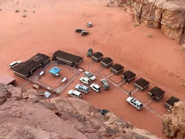 Rum Nabatean Camp _ SPECIAL OFFERS Trips