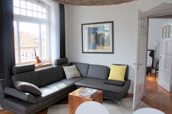 Apartment 1690 - 85 m² mit Balkon über Altstadt