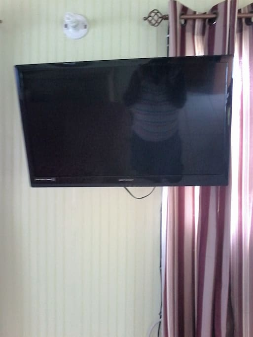 Flat screen televisions