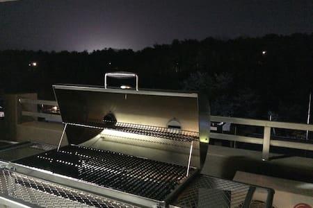 CLON house 505/Rooftop BBQ/Duplex - 강릉시
