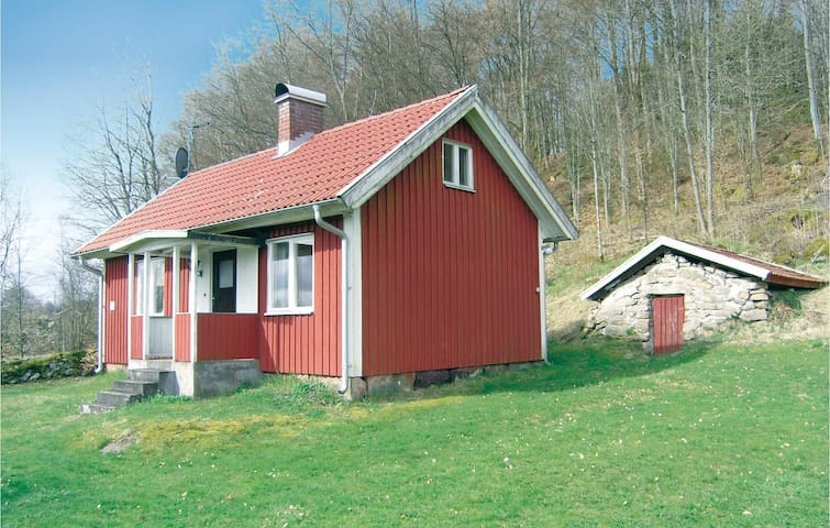 Holiday cottage with 1 bedroom on 48m² in Broaryd
