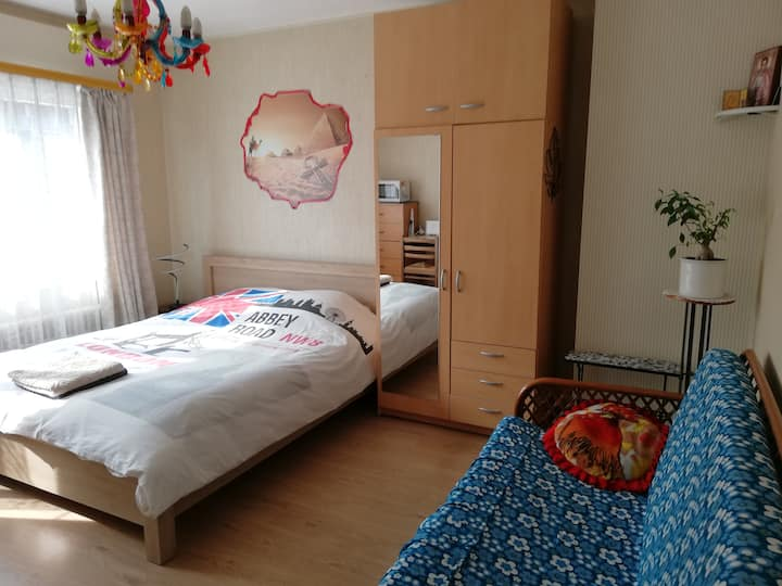Spacious furnished room in Leuven