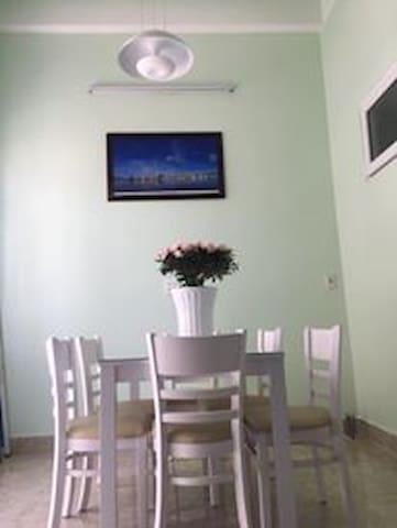 Peaful house