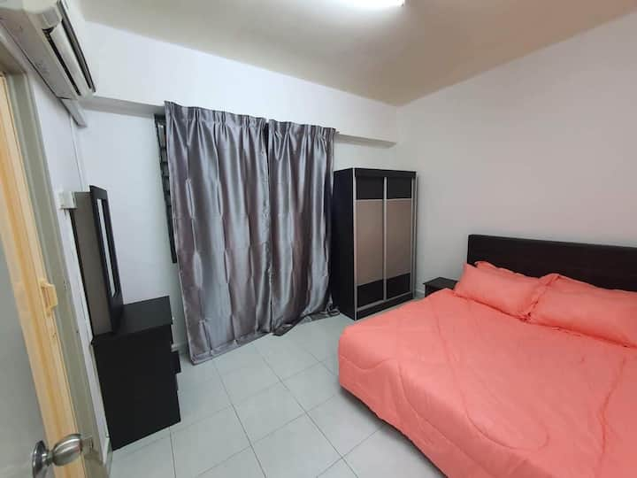 MAIN PLACE USJ21 PUCHONG 2BEDROOM TYPE WITH WIFI