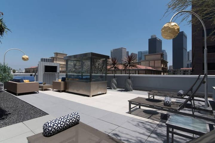 The Gramercy - Loft in DTLA Luxury Bldg - ลอสแอนเจลิส