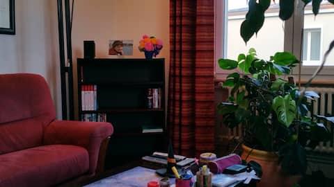 Appartement agréable proche du centre