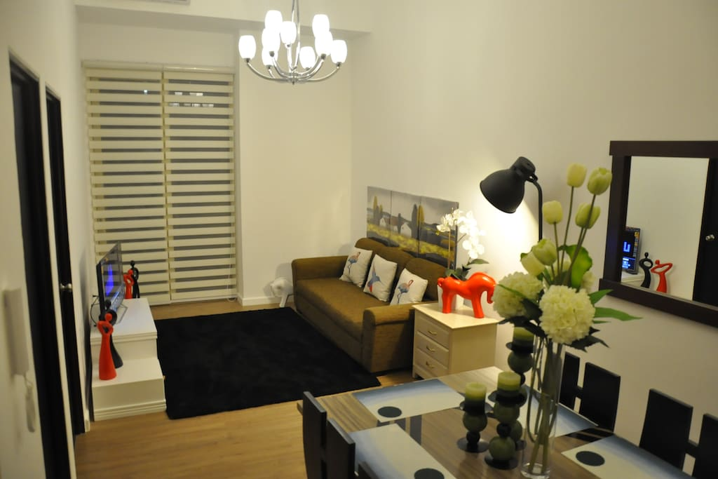 1br Fully Furnished Condominium Home For Rent Houses For Rent In Angeles Central Luzon