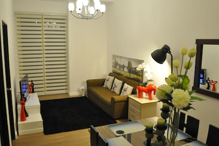 1BR Fully Furnished Condominium/Home for Rent - Angeles - Appartement