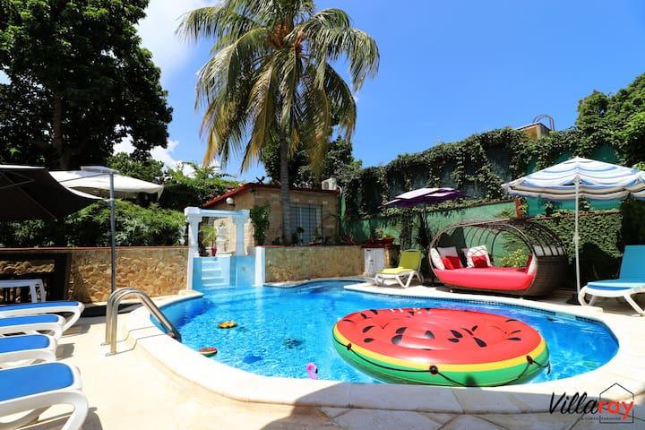 Villa Ray Luxury Villa