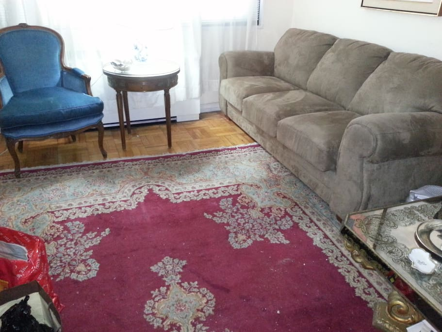 New luxury rug