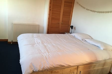 Lovely double room in Leven fife scotland - Leven - House