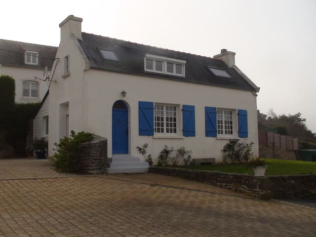 Maison Bretagne proche de la mer - Locquirec - Rumah