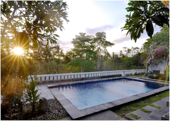 Beautifull 2 BR villa with private pool