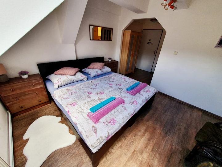Prostorný pokoj, pro 3 osoby - ORION, WIFI free