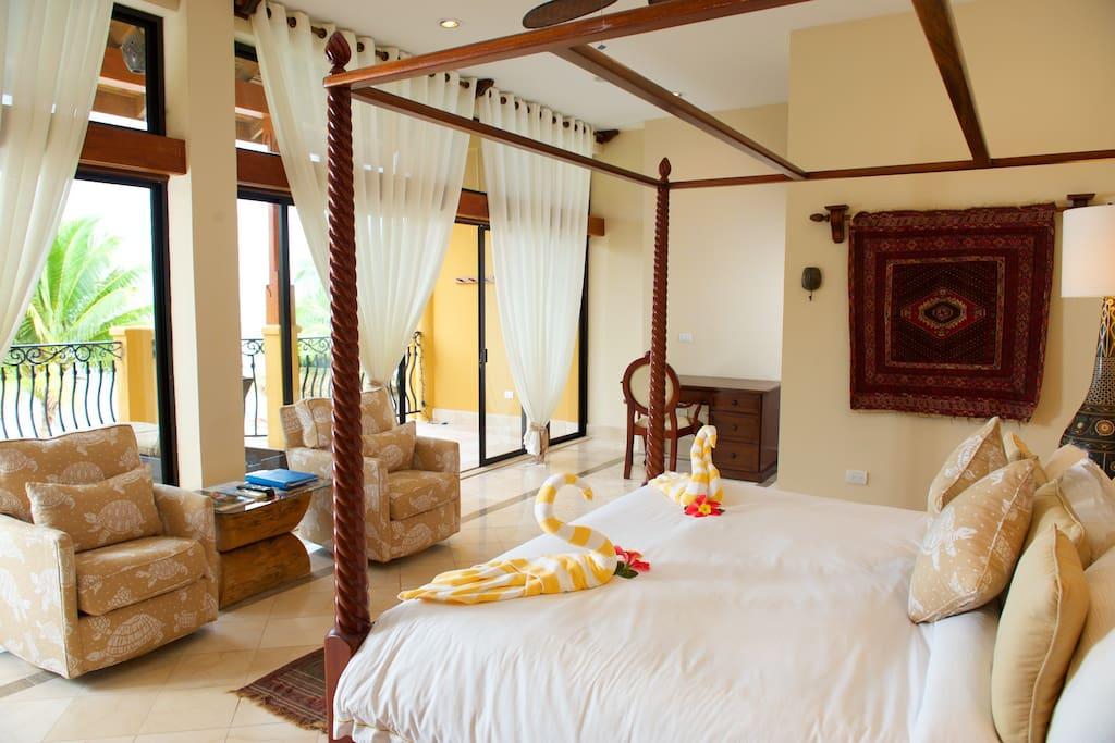 Master Bedroom of Second Floor