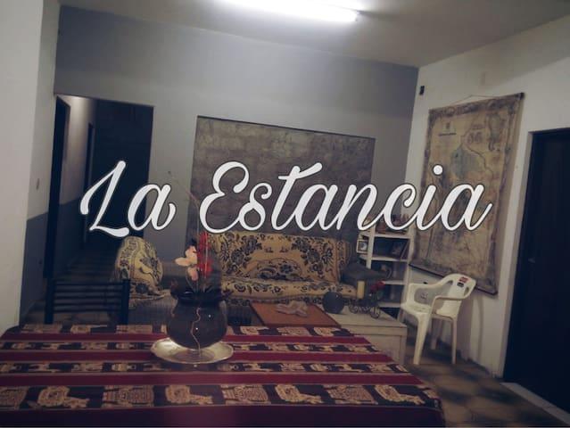 Hospedaje La Estancia