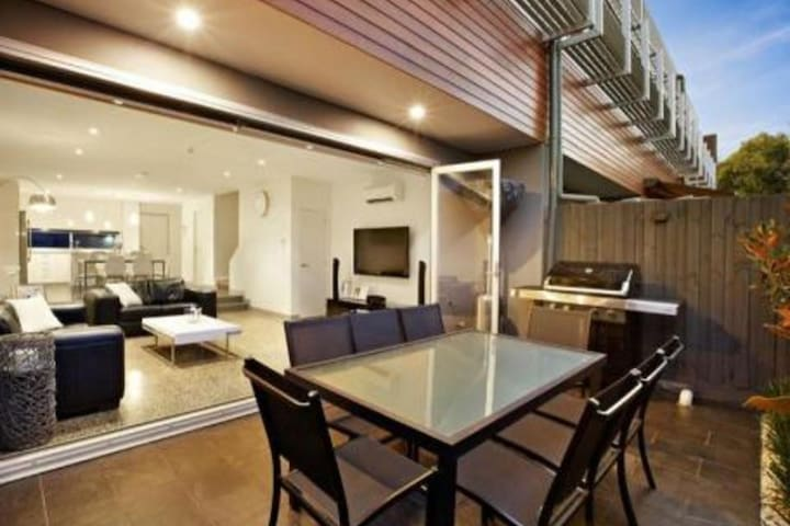 Stylish, modern apartment, great location - Glen Iris - Apartment