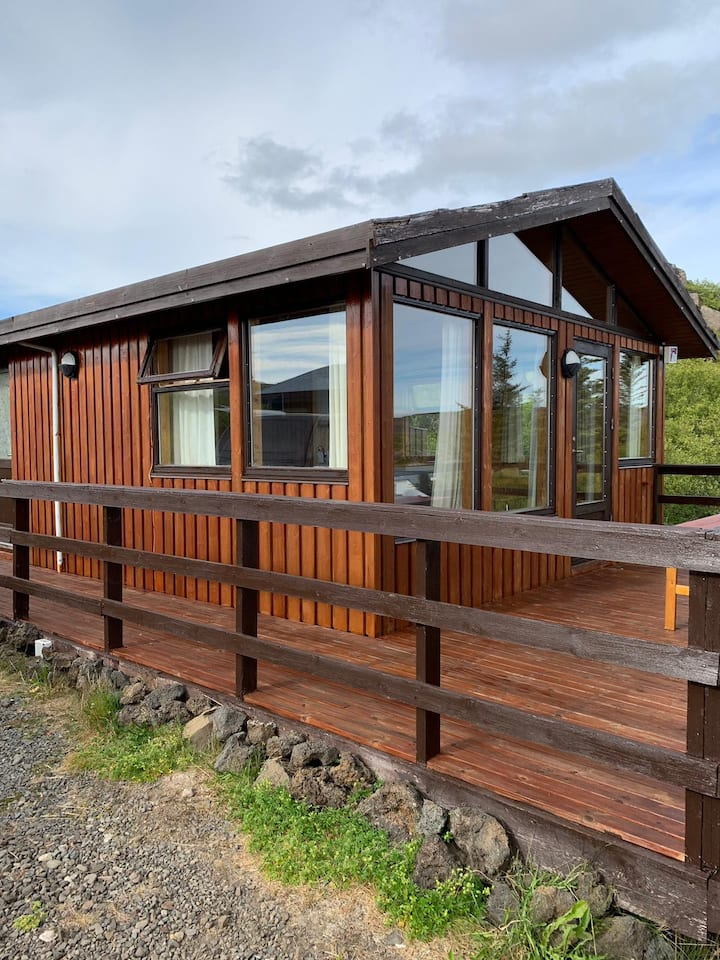Crater Guesthouse Cabin