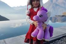 Elisa la mia nipotina