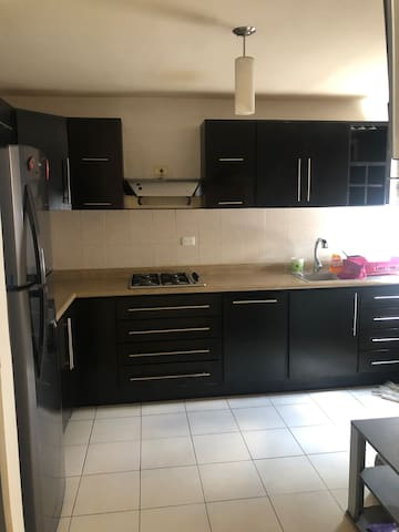 Casa tres, 3 habitaciones.