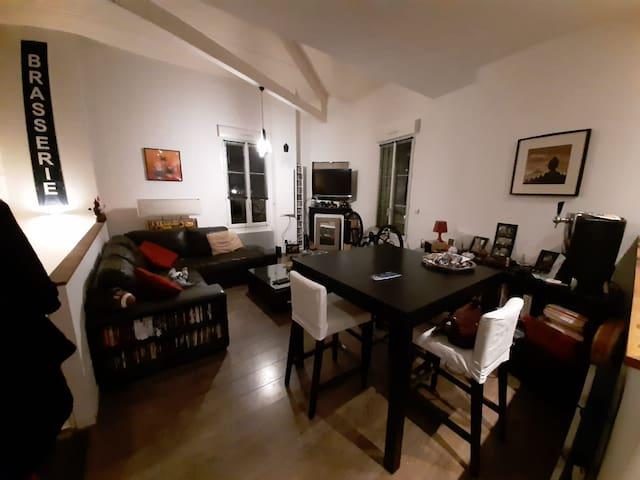 Duplex Bordeaux Bastide