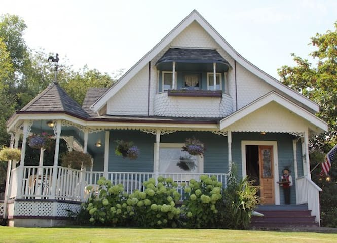 Tayberry Cottage Bed and Breakfast - Puyallup - Bed & Breakfast