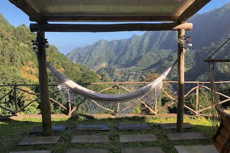 "Casa ""Just Nature"" , Madeira Island"