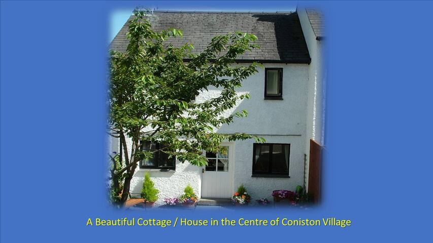 Netherfell Cottage in the Heart of Coniston