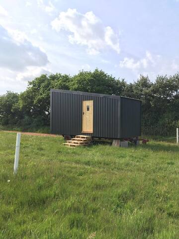A charming camping lodge. - Exeter - Skjul