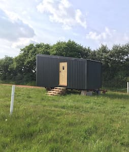 A charming camping lodge. - Exeter - Hut