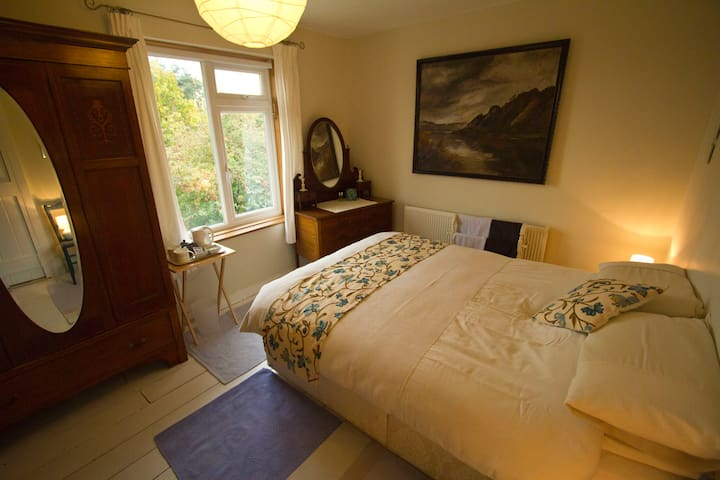 Double room in tranquil setting. - Chettiscombe - Bed & Breakfast