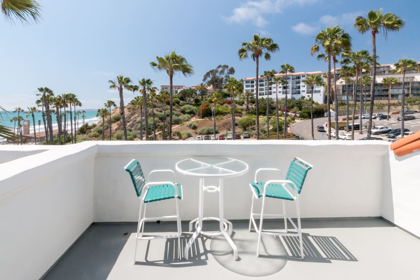 Studio Patio *Actual view from unit may vary; ocean view cannot be guaranteed*