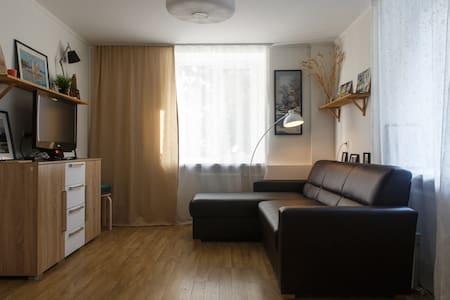 Квартира в самом центре города с отличным ремонтом