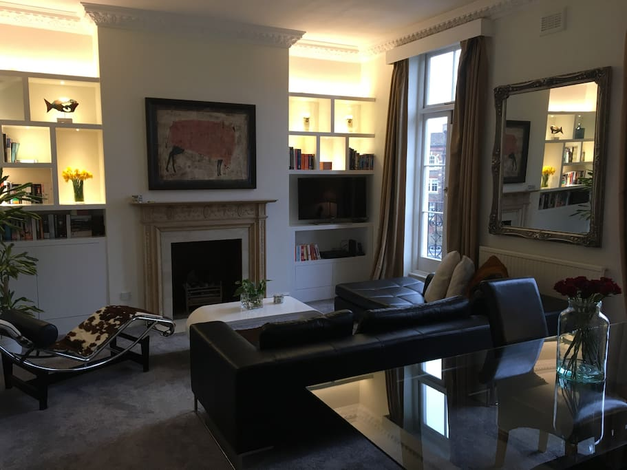 3 Bedroom 2 Bathrooms High Ceilings In Kennington Apartments For Rent In London England