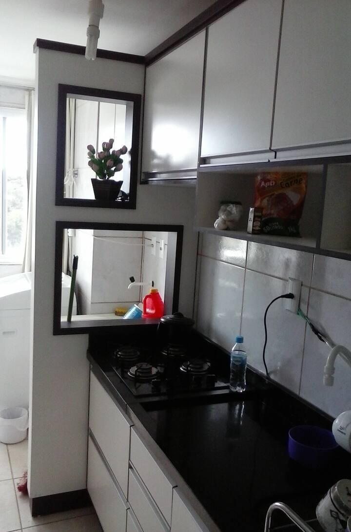 Apartamento aconchegante, ótima localização barato
