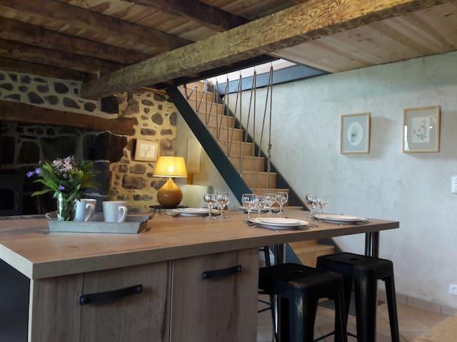 Gîte La Chaumière del Coyan