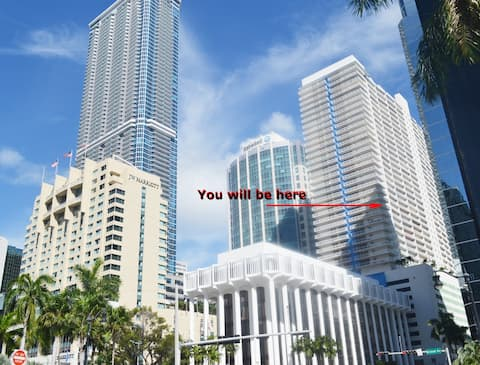 MIAMI BRICKELL 2 BEDS FURNISHED (22)