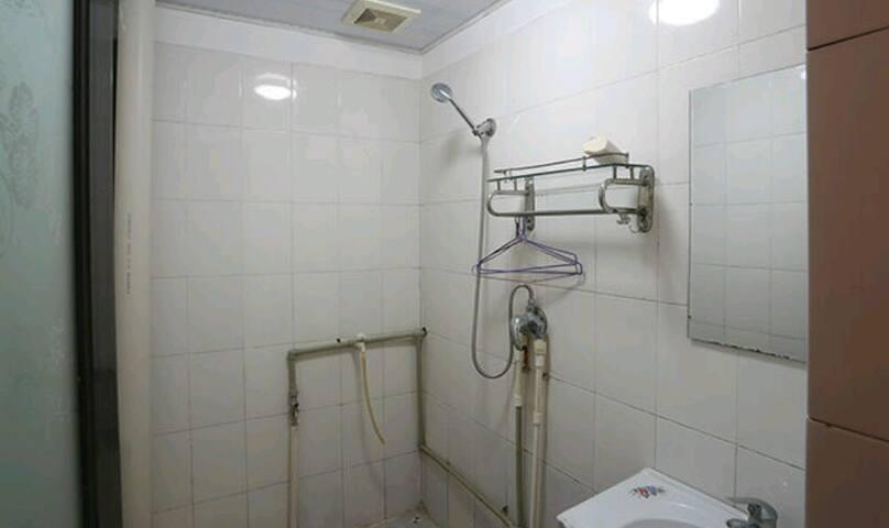 小型独立式双人间 - Anqing Shi - Apartamento