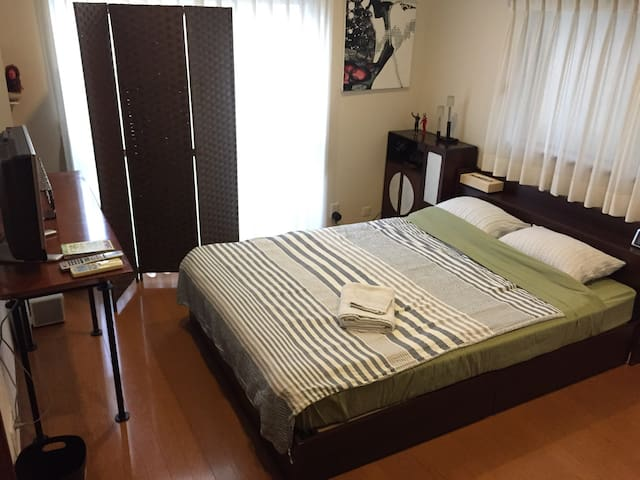 Perfect for locals only experience - Shinjuku-ku - House